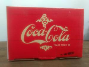 Garrafas de Coca cola
