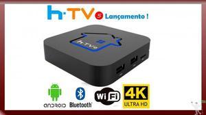 HTV 5 BOX HD 4K