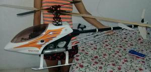 Helicóptero raptor 30 a combustao