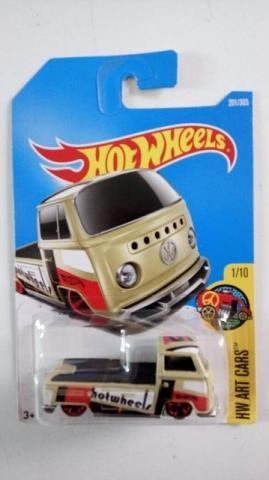Hot wheels - Cabrita T2 -
