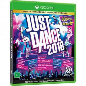 Just Dance  - Xbox One Novo Lacrado