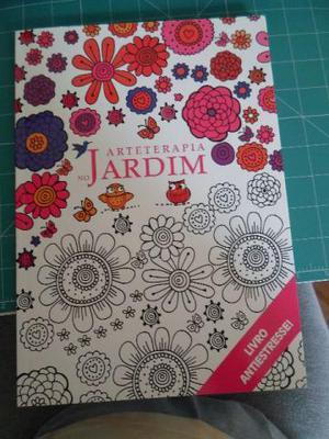 Livro para colorir antistress