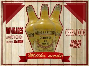 Promoção!!! Cachaça de milho verde