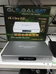 Receptor globalsat gs 500 ultra hd android 4k