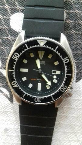 100c3ee1b53 Relógio antigo seiko automático coleção japan