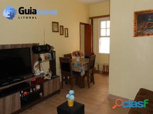 Apto. 2 dorms - 1 vaga - Centro - São Vicente / SP