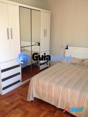 Apto. 2 dorms - 1 vaga - Itararé - São Vicente / SP