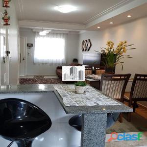 Casa Em Condomínio, 3 Dorm. (1 Suite), 2 Vagas - Campo