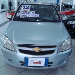 Chevrolet PRISMA Sed. Maxx LT 1.4 8V ECONOF. 4p 2012