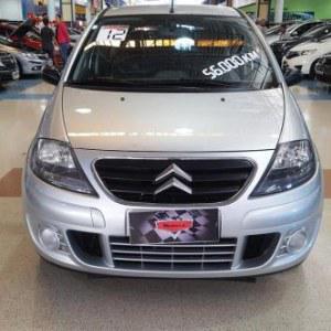 Citroën C3 GLX 1.4 GLX Sonora 1.4 Flex 8V 5p 2012