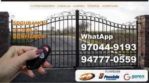 Conserto de portão automático ppa barueri e região