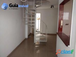Duplex 1 dorm - 1 vaga - Gonzaguinha - São Vicente / SP