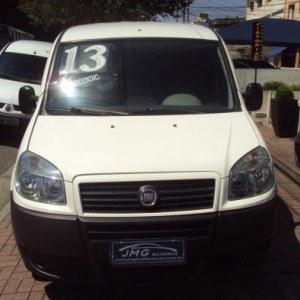 Fiat Doblo Cargo 1.4 mpi Fire Flex 8V 3p 2013