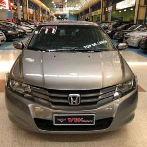 Honda CITY Sedan EX 1.5 Flex 16V 4p Aut. 2011