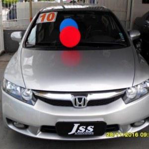 Honda Civic Sed. LXL LXL SE 1.8 Flex 16V Aut. 2010