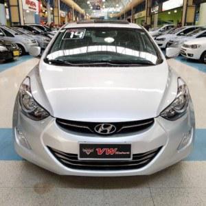 Hyundai Elantra GLS 2.0 16V Flex Aut. 2014