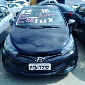 Hyundai HB20 C.C.PlusC.Style 1.6 Flex 16V Mec. 2013