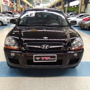 Hyundai Tucson 2.0 16V Aut. 2013