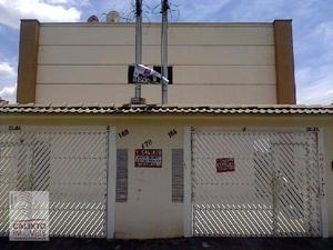 Kitnet residencial para locação, Parque Albina, Taboão