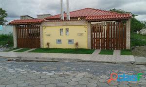 Linda Casa Nova em Itanhaém!!! Minha Casa Minha Vida!!!