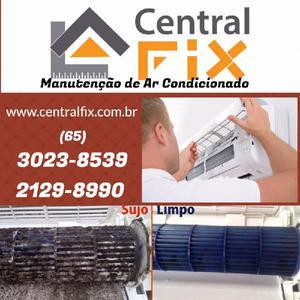 Manutenção, Instalação e Limpeza de Ar Condicionado