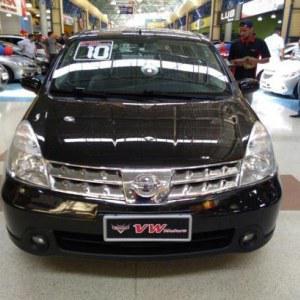 Nissan LIVINA SL 1.8 16V Flex Fuel Aut. 2010