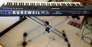 Piano Digital Kurzweil PC3X