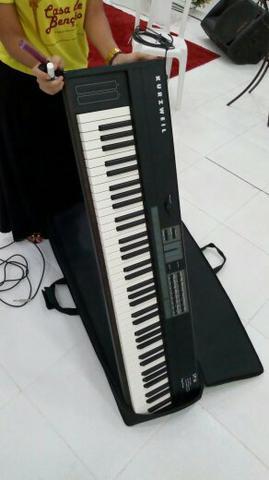 Piano elétrico kurzweil sp 76