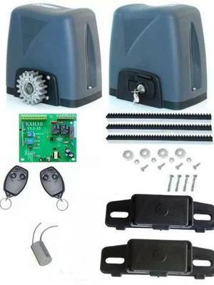Portão Eletrônico ROSSI (Instalado)