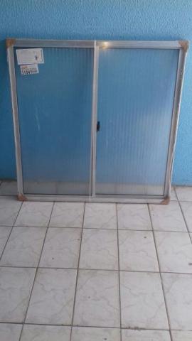 Promoção de janela e porta de aluminio