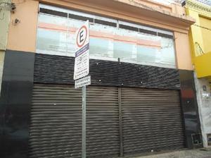 Salão comercial para locação, Centro, Piracicaba.