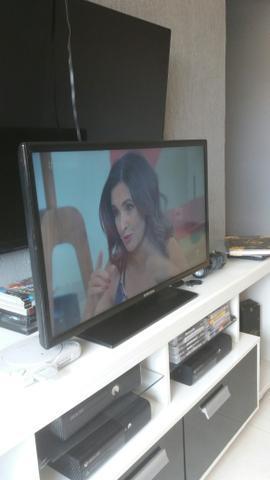 TV 40 LED Samsung Full HD/DIVIDO NO CARTÃO