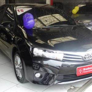 Toyota Corolla XEi 2.0 Flex 16V Aut. 2015