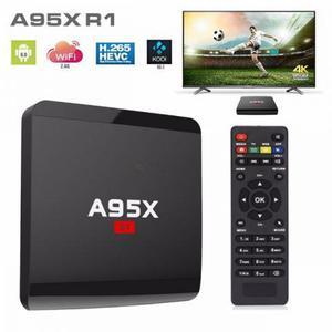 Transforme sua tv em Smart Tv box Android 6.0 com Wifi