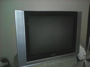 Tv 29 polegadas tela plana panasonic de tubo