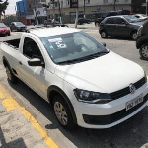 Volkswagen Saveiro Trendline 1.6 T.Flex 8V 2016