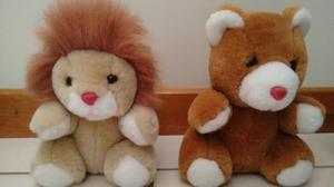 2 Ursos de Pelúcia