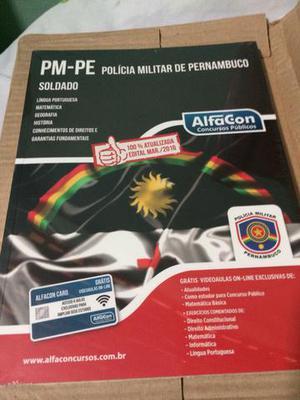 Apostila pm Pernambuco