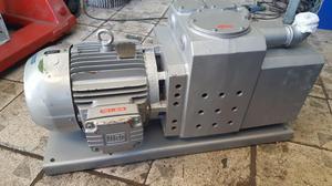 Bomba de vácuo motor Weg 90m3/h