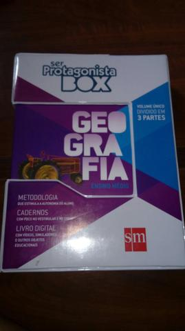 Box ser protagonista Geografia