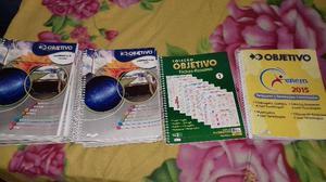 Coleção Objetivo para ENEM e Vestibular usado