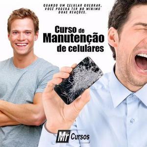 Curso de Manutenção em Smartphones (Iphones). 100%