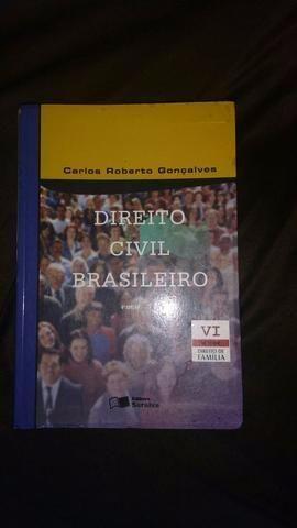 Direito Civil Vol. VI - Carlos Roberto Gonçalves