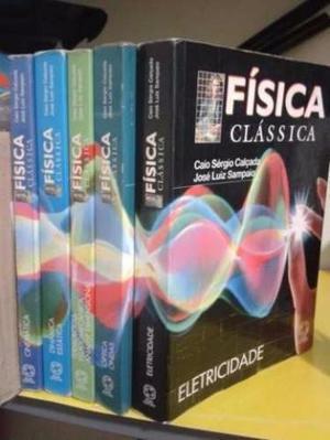 Fisica Classsica Volumes 1 2 e 3
