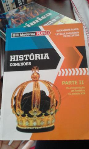 História Conexões - MODERNA PLUS