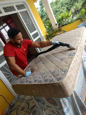 Lavagem de colchões a domicílio