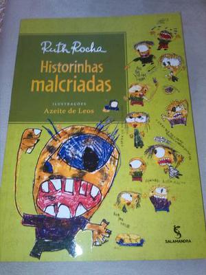 Livro HISTORINHAS MALCRIADAS da RUTH ROCHA!!!!