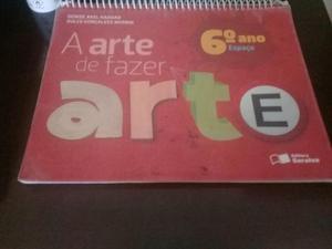 Livro de Artes do 7 ano