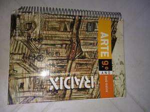 Livro de artes 9° ano