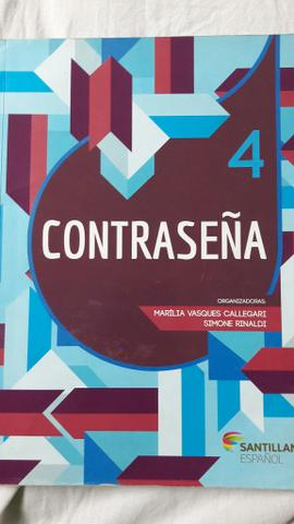 Livro de espanhol (contraseña 4)